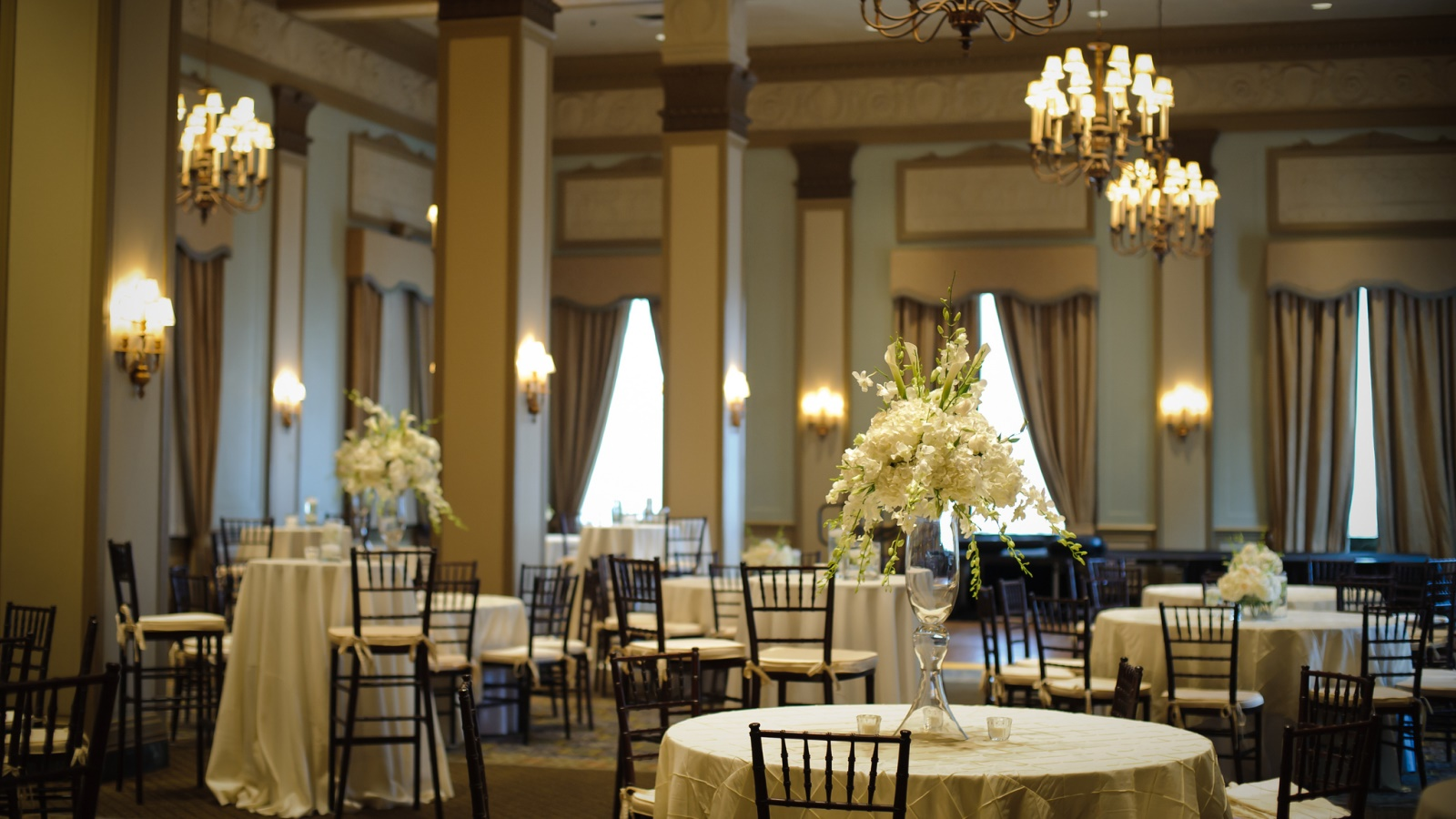 The Westin Poinsett Greenville Greeville Sc Wedding Venues